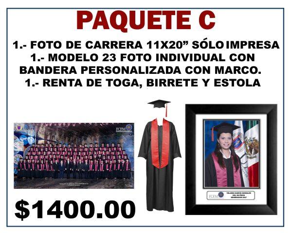PAQUETE C