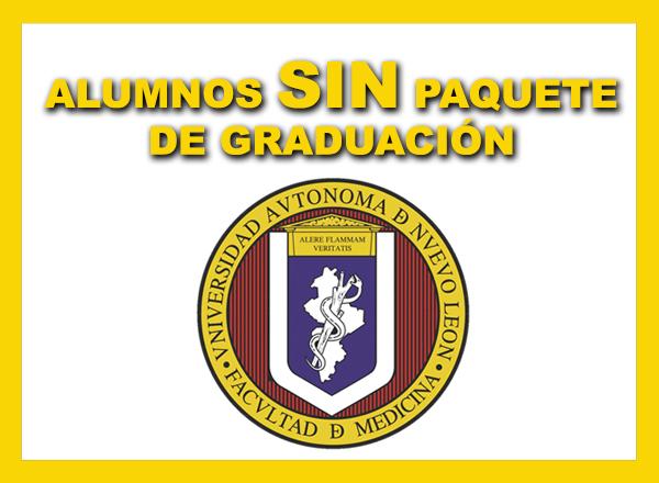 SIN PAQUETE DE GRADUACIÓN
